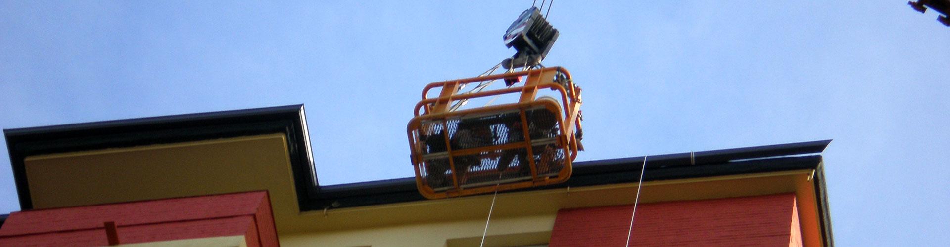 Colocación de canalones en Santander, Empresas de trabajos verticales en Cantabria
